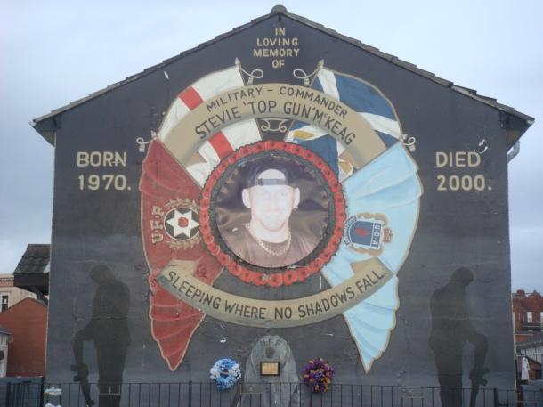 protestant mural belfast