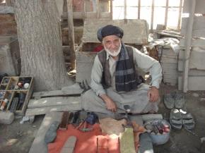 Visiting Pul-i-Kumri, Afghanistan