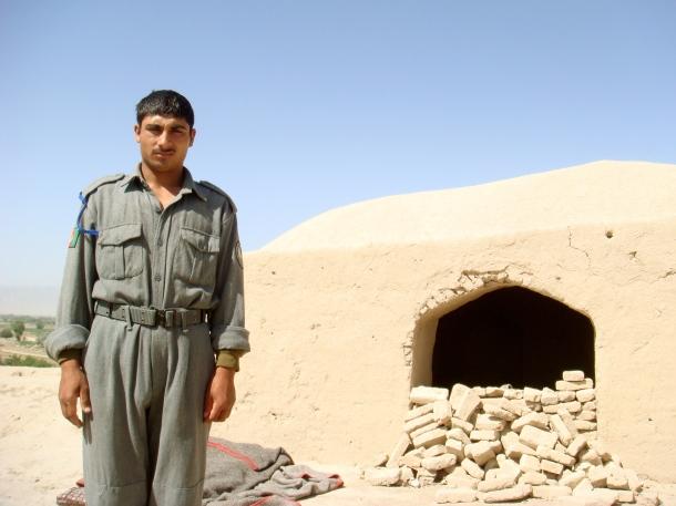 taliban-bunker