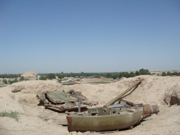 taliban-tank