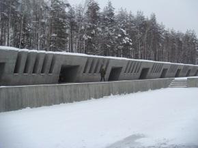 Khatyn Memorial, Belarus