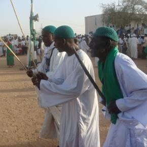 The Whirling Dervishes Of Khartoum,Sudan