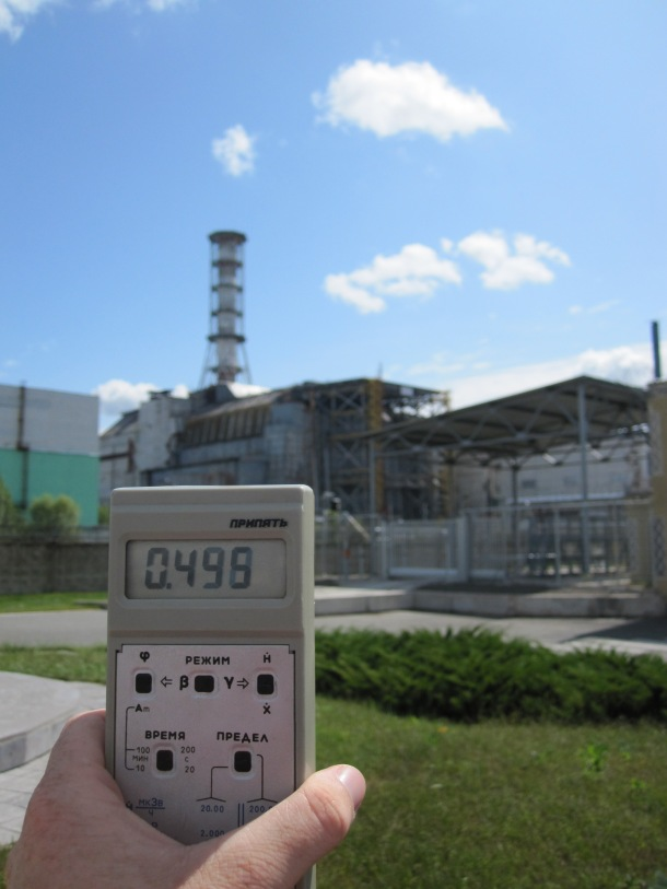 chernobyl reactor # 4