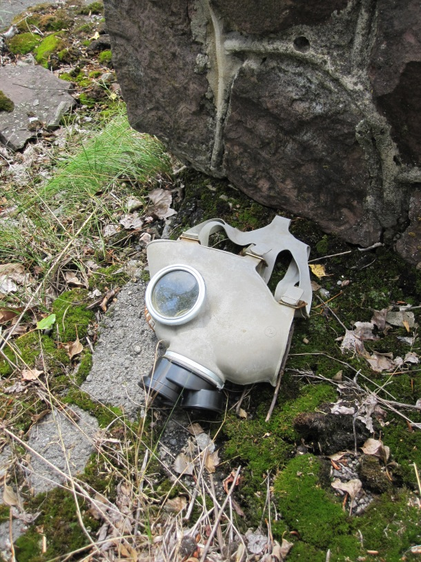 pripyat gas mask