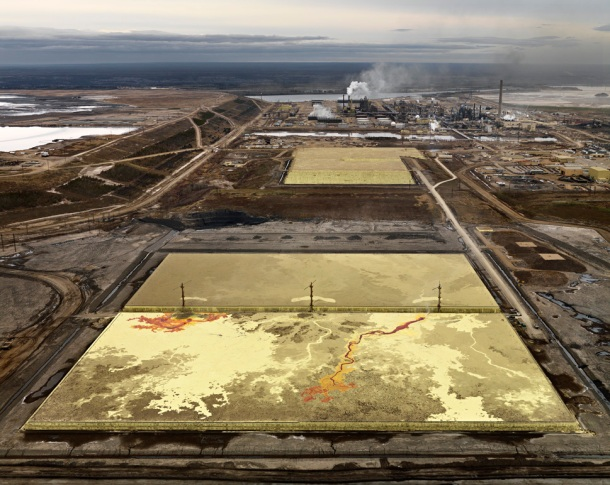 Alberta Oil Sands #6, Fort McMurray, Alberta, Canada