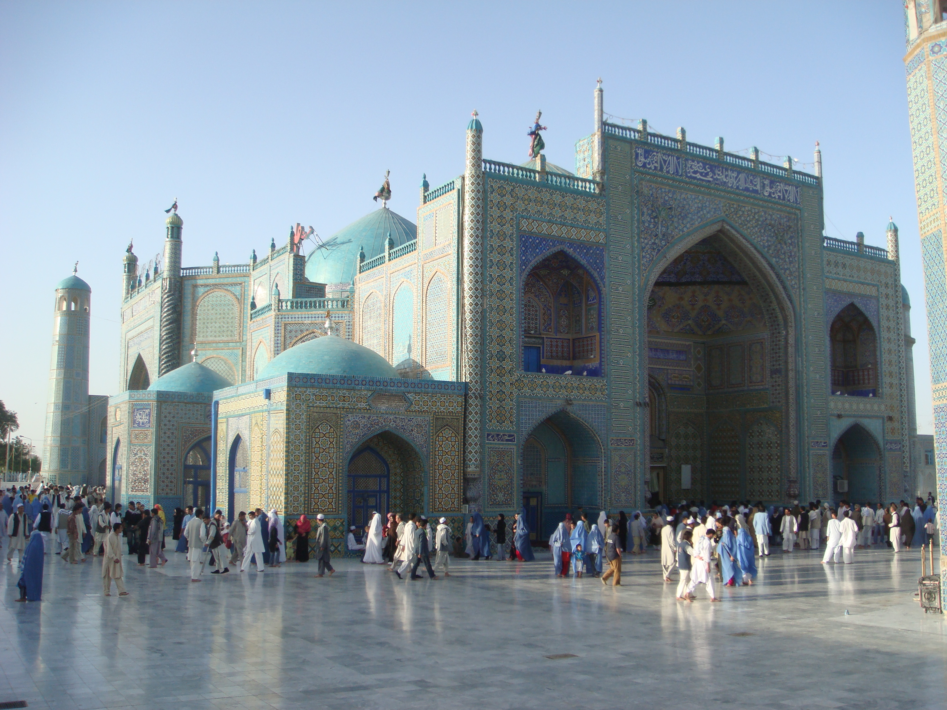 Whores in Mazar-e Sharif