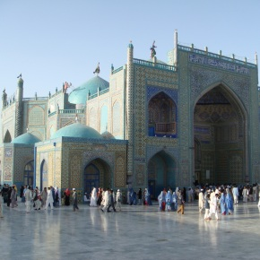Scenes And Pictures Of Mazar-i-Sharif