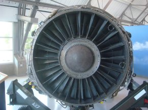 Visiting The Frontiers of FlightMuseum
