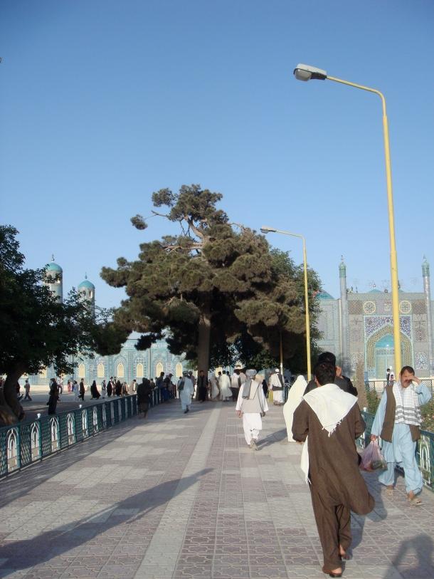 mosque-mazar-i-sharif