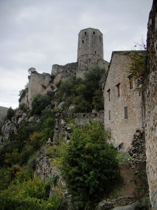 pocitelj-bosnia-Sahat-Kula-fort