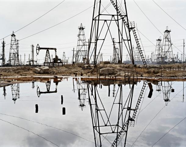 SOCAR Oil Fields #3, Baku, Azerbaijan