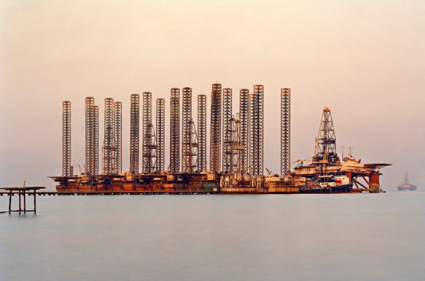 SOCAR Oil Fields #6, Baku, Azerbaijan