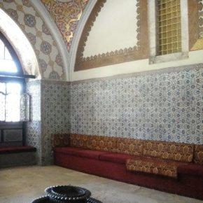The Sultan's Harem: Topkapi Palace,Istanbul