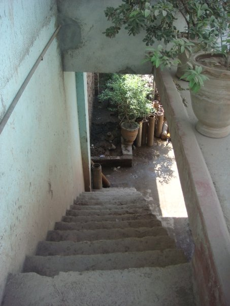 One of Prince's homes in Peshawar, Pakistan