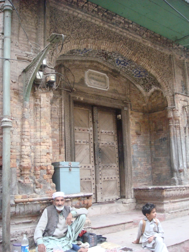 Mohalla Sethian - A wealthy merchant's home in Peshawar, Pakistan