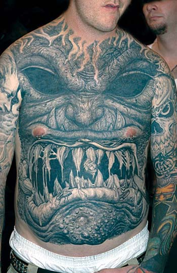 the best guy tattoo?