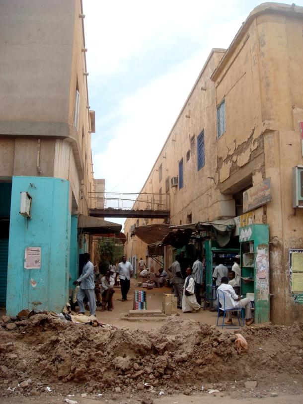 khartoum-alley