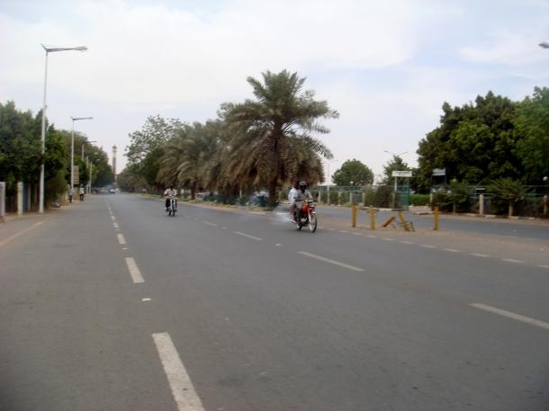 khartoum-highway