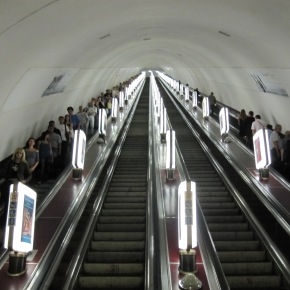 The Longest Escalator In The World?