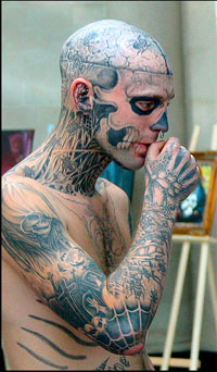 insane tattoos
