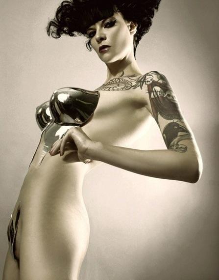 provocative tattoo