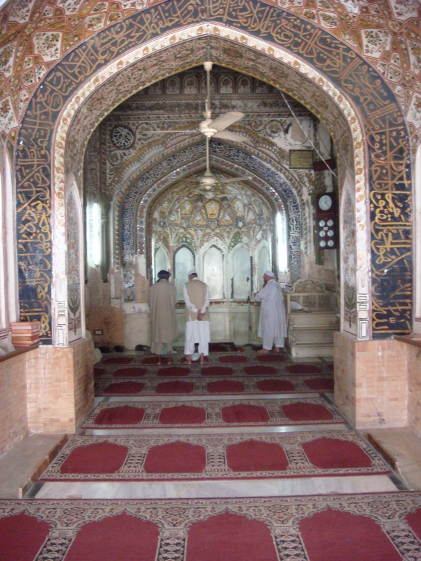 Qasim-Ali-Khan-Mosque-peshawar