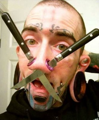 extreme piercings