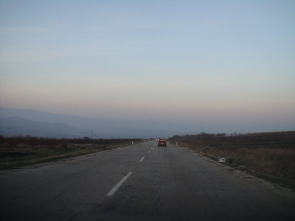 Serbian Roads are great