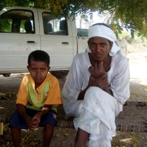 A Brief Visit With Mr. Tumbus In Tumbus,Sudan