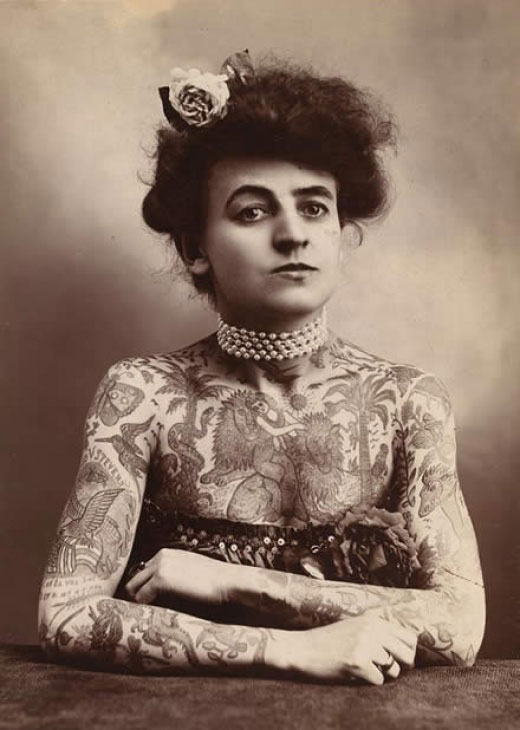 Good vintage tattoos