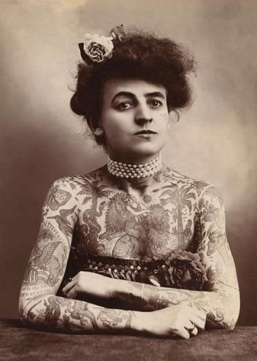 Good vintage tattoos