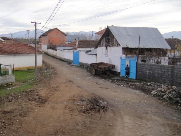 albanian-village