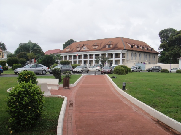 Government Ministries in Cayenne, French Guiana