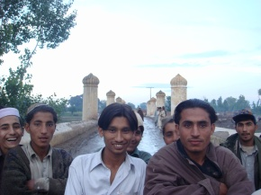 Mughal Bridge – Pakistani Countryside