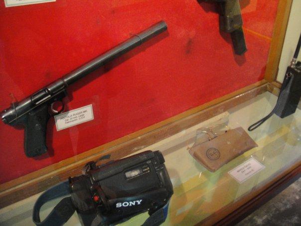 Pablo Escobar gear and ray bans