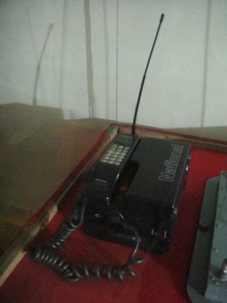 Pablo Escobar satellite phone