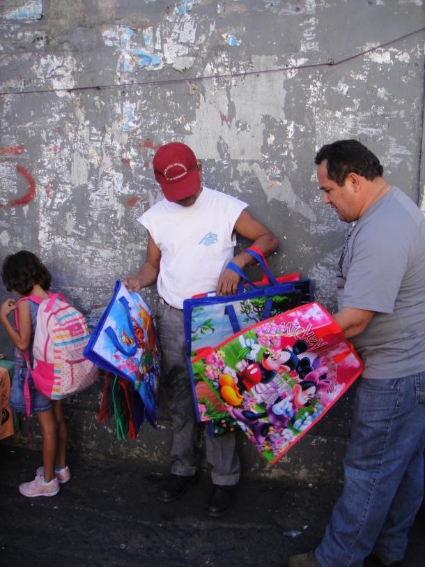 A poor neighborhood in Caracas
