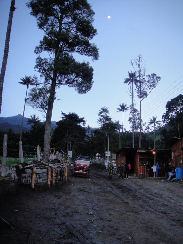 Valle de Cocore