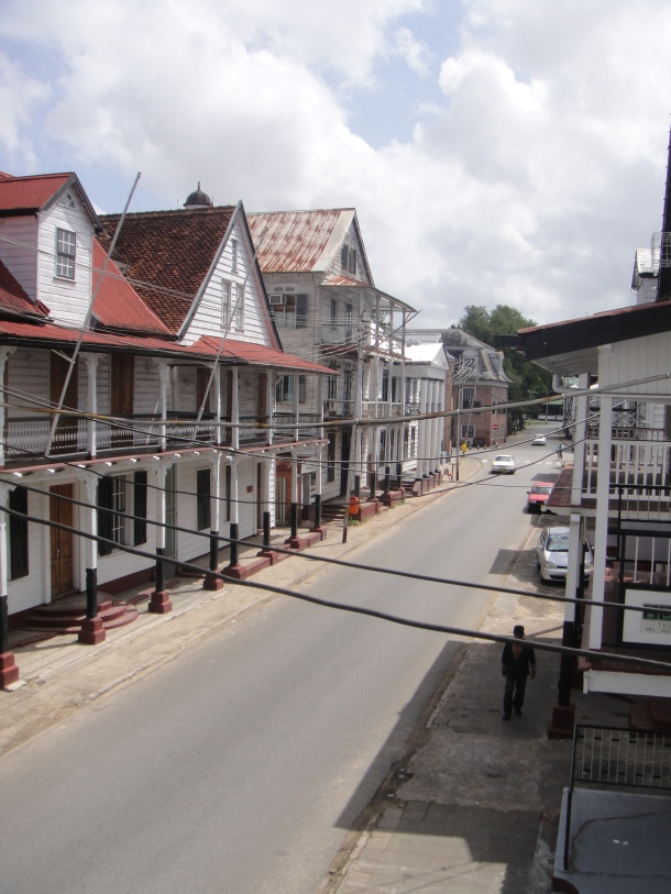 Downtown Paramaribo