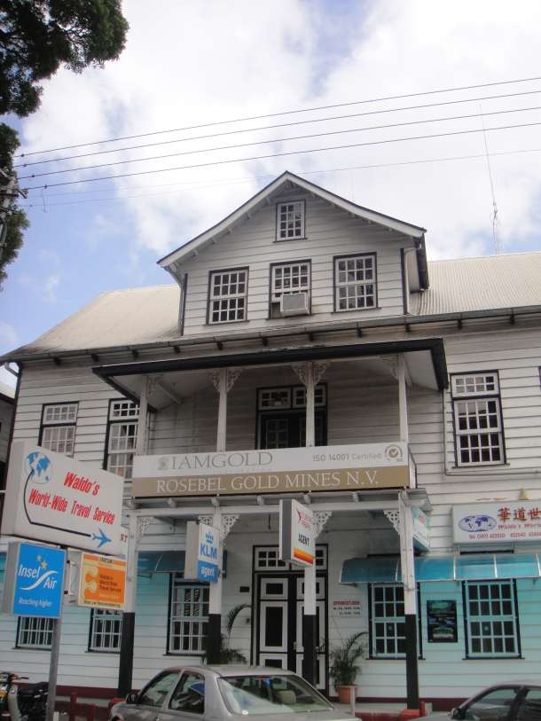 IAMGOLD Offices in Paramaribo