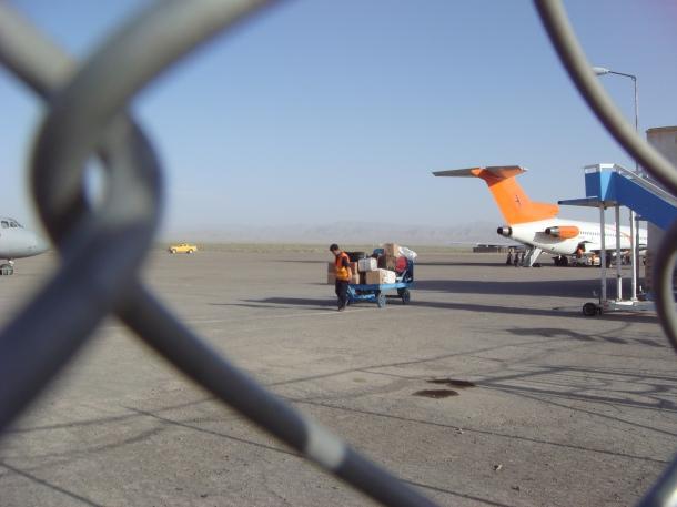 Herat airport
