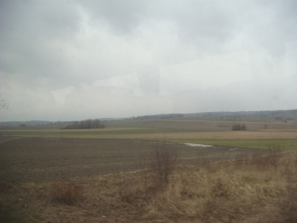 Surroundings of Auschwitz