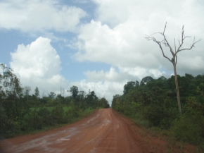 Macapa to Oiapoque on BR156… Or Macapa to Cayenne… Or how the hell do I get to French Guiana from Brazil?