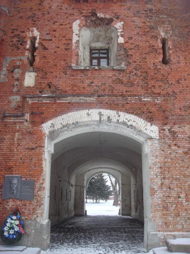 Brest Fortress in Brest, Belarus