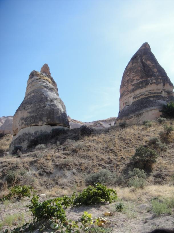 Cappadocia in Anatolia, Turkey