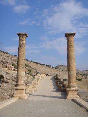 Cendere Roman Bridge,Turkey