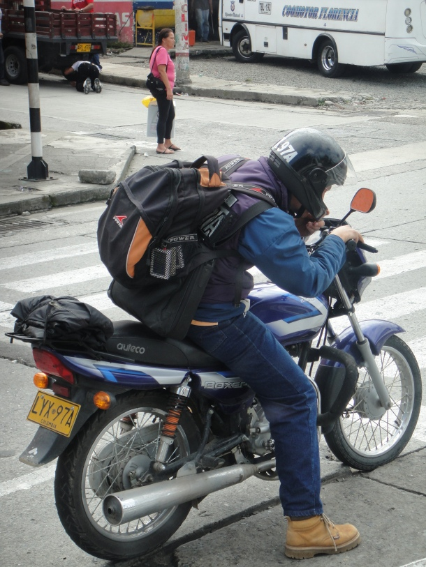 Colombian motorcycle regulations