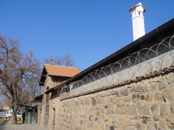 Gracanica Monastery, Kosovo