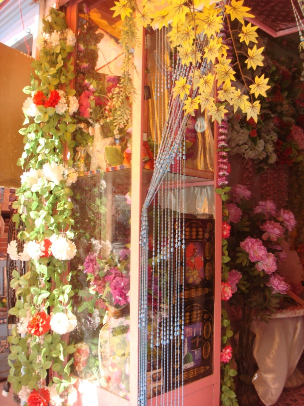 Herat flower shop