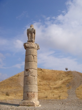 Karakus, Turkey (Monumental Tombs of Commagene – the ForgottenKingdom)